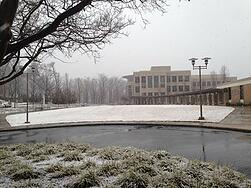 snow day greenville