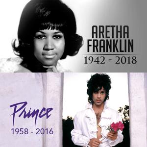 aretha franklin and prince